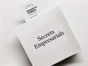 Les claus de la nova Llei de Secrets Empresarials (Llei 1/2019, de 20 de febrer)