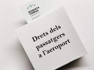 Drets dels passatgers a l'aeroport